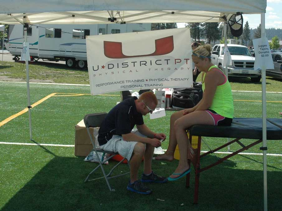 Athletic Trainers